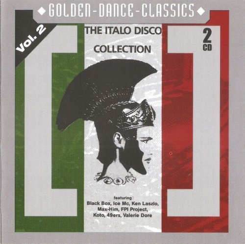 Various Artists - The Italo Disco Collection Vol. 2 (1991) (2CD)