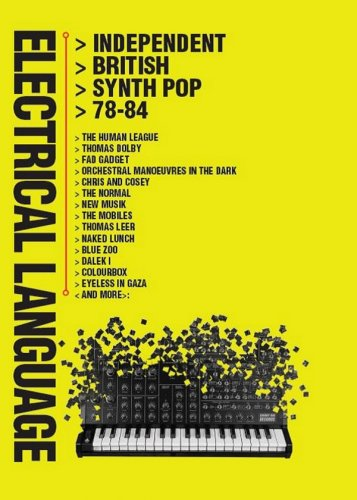 VA – Electrical Language (Independent British Synth Pop 78-84) (2019) 4CD