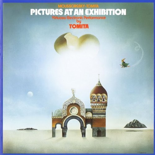 Isao Tomita - Pictures At An Exhibition (1975) (Remastered, 2007)