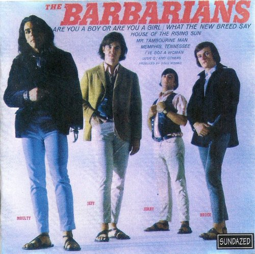 The Barbarians - Are You A Boy Or Are You A Girl  (1965)