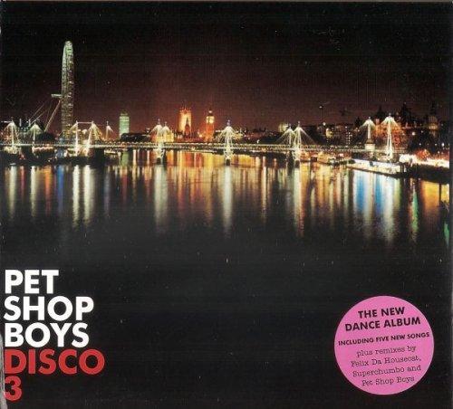 Pet Shop Boys - Disco 3 (2003)