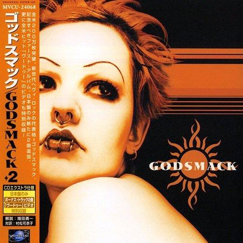 Godsmack - Godsmack (Japan Edition) (1998)