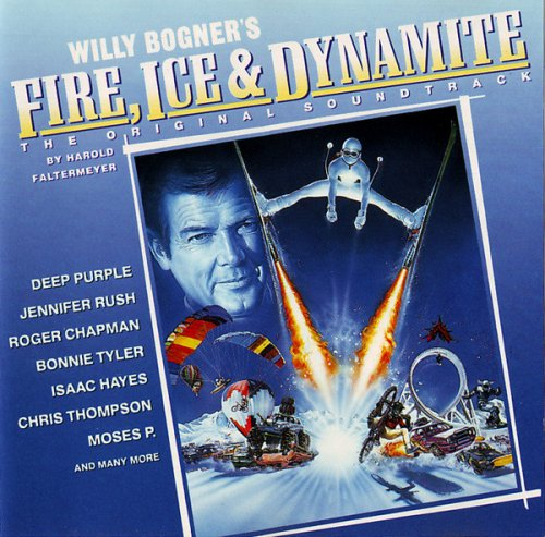 Various Artists - Willy Bogner's Fire, Ice & Dynamite (OST) (1990)