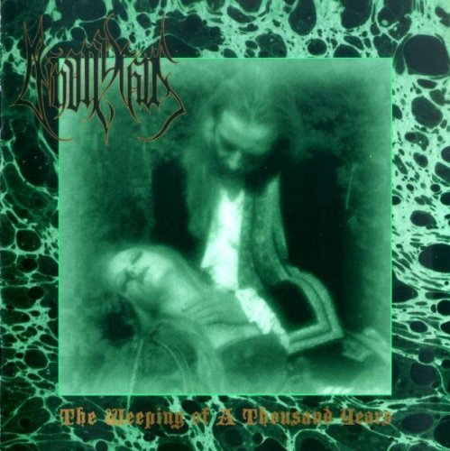 Deinonychus - The Weeping Of A Thousand Years (1996)