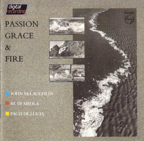 Paco de Lucía, Al Di Meola & John McLaughlin - Passion, Grace & Fire (1983)