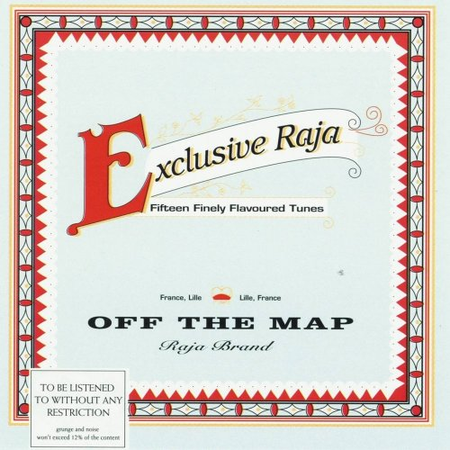 Exclusive Raja - Off The Map (1993)
