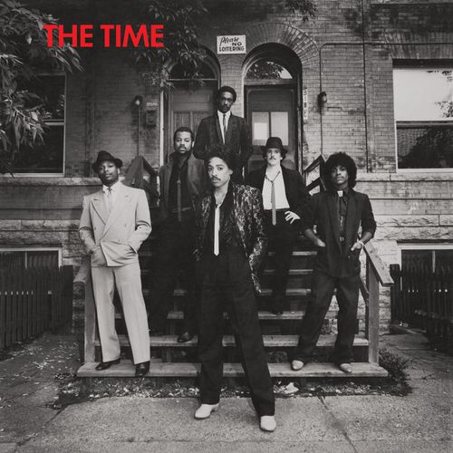 The Time - The Time (Expanded Edition) 1981 (2021 Remaster)