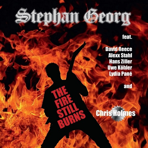Stephan Georg - The Fire Still Burns 2021