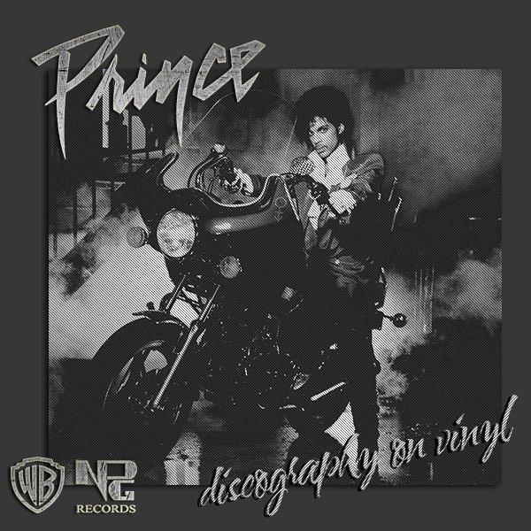 PRINCE «Discography on vinyl» + bonus (15 x LP • Warner Bros. / NPG Records, Inc. • 1979-2014)